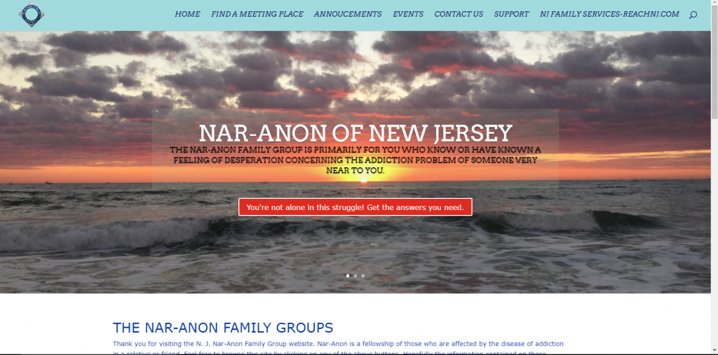 Web 2.0 Promotions Nar-Anon