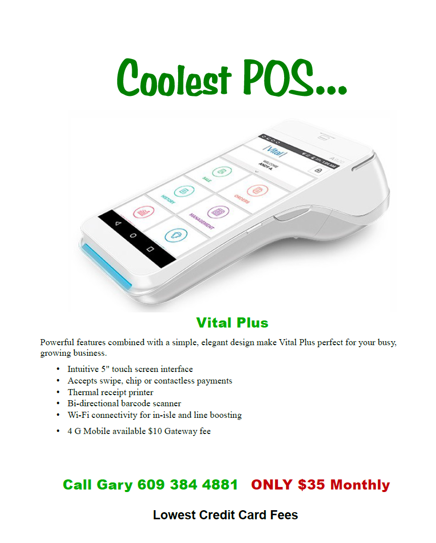 Web 2.0 Promotions and Vital POS